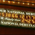 долг американской экономики