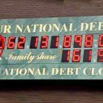 задолженность американской экономики перед всем миром