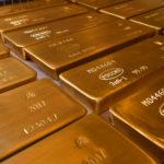 золотой запас России, слитки золота