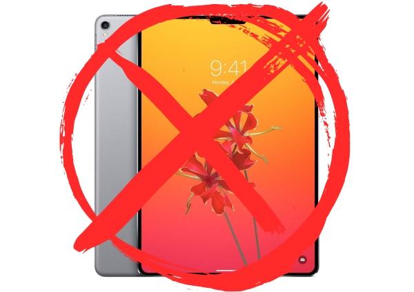 не покупайте iPad pro 2018 он того не стоит