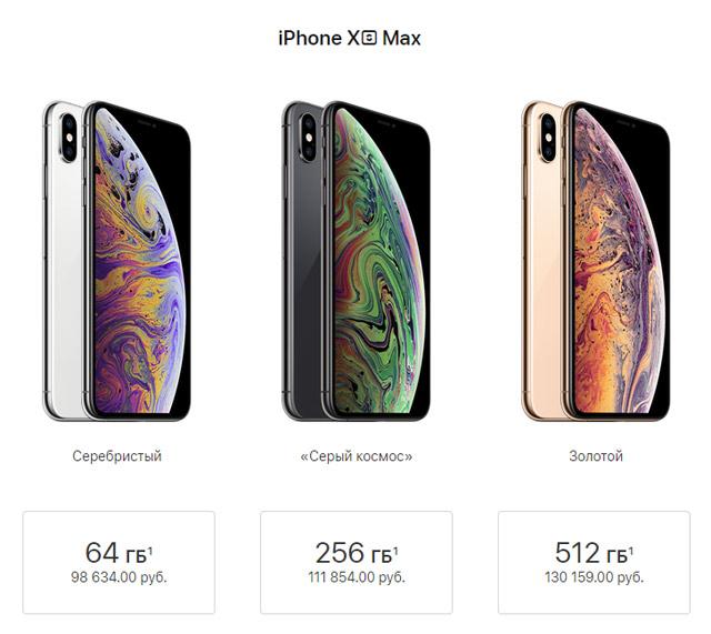Apple-iphone-XR-сравнение-с-Samsung-Galaxy-Fold