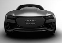 Кроссовер Audi Q4 e-tron