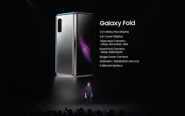 Samsung-Galaxy-Fold-удивительный-смартфон-с-гибким-дисплеем-презентация-параметров-смартфона