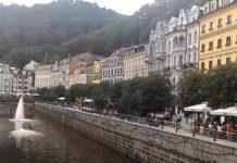 путешествие по Европе Карловы-Вары