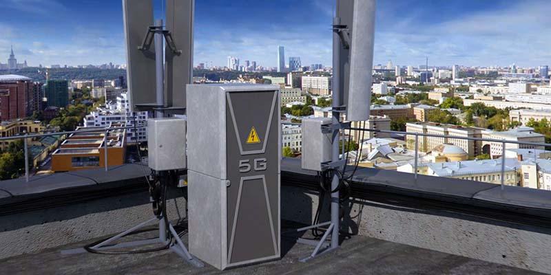 Оборудование для 5G сетей начнут изготавливать в России