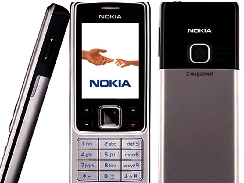 Краткий обзор Nokia 6300