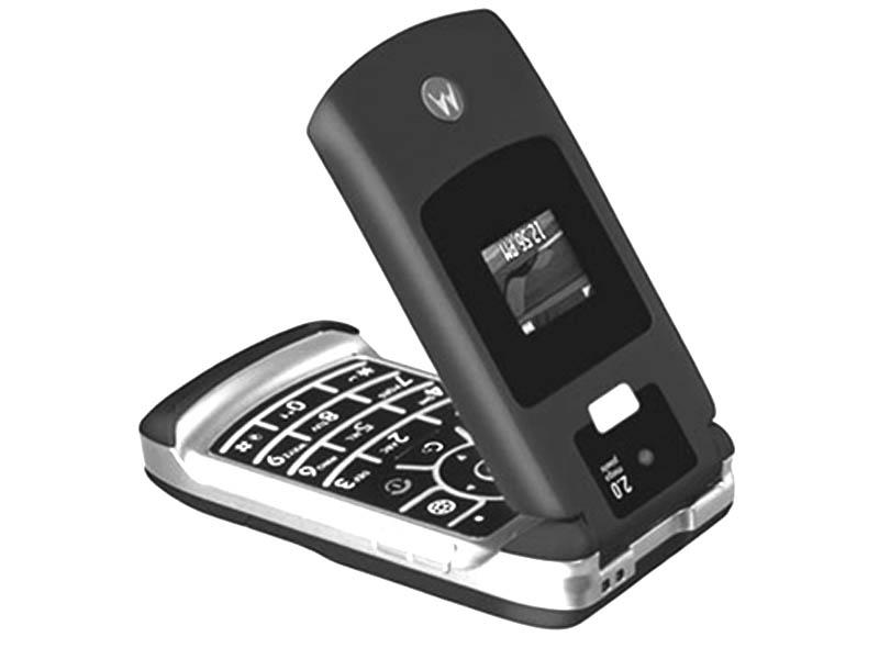 Обзор телефона Motorola RAZR V3x