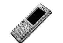 Обзор телефона Sony Ericsson K770