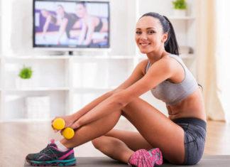 Советы для занятий спортом в домашних условиях
