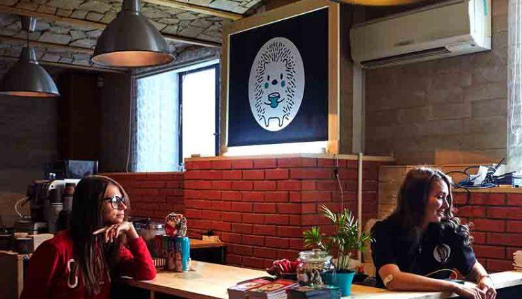 Тайм-кафе «Ежеминутка»