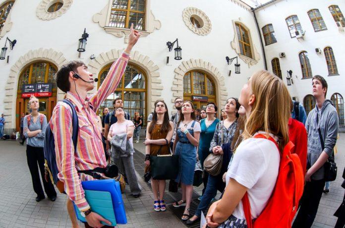 нестандартные экскурсии по Москве