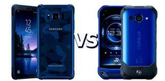 Samsung Galaxy S8 Active и Torque G03