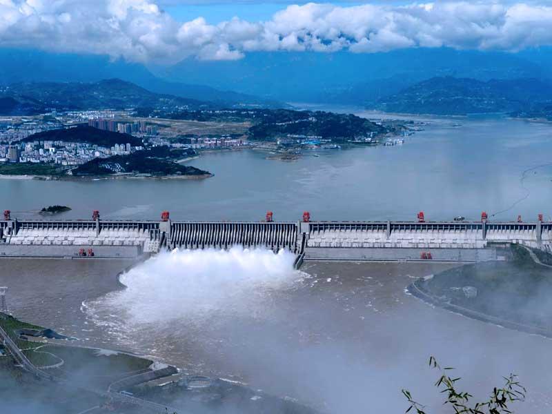 ГЭС «Три ущелья»