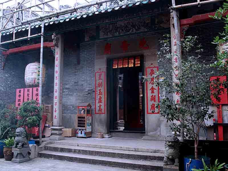 Храм Пак Тай