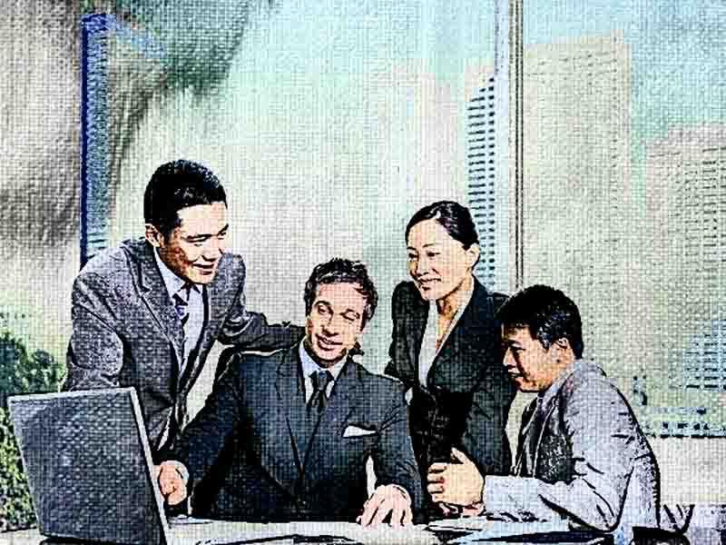 межличностные отношения в компании