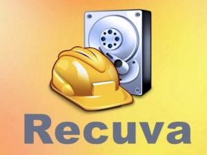 бесплатно восстановить данные RECUVA