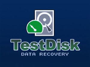 бесплатно восстановить данные TEST DISK