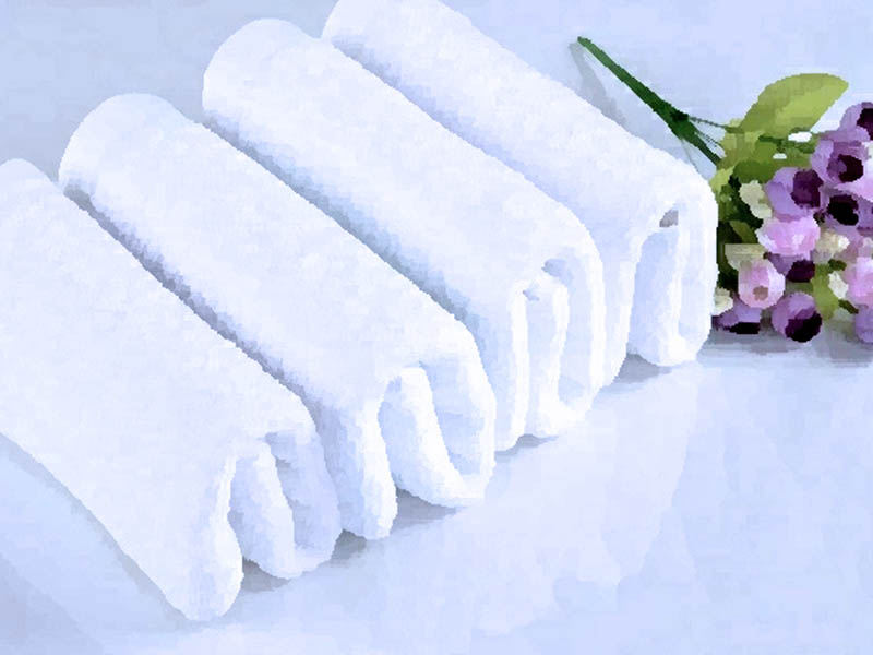 Чистите полотенца для рук