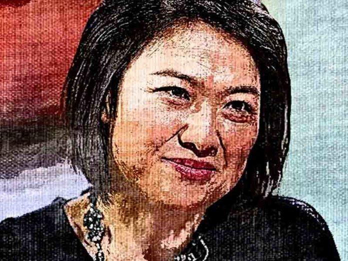 Топ-10 богатых китаянок Ян Хуэйянь