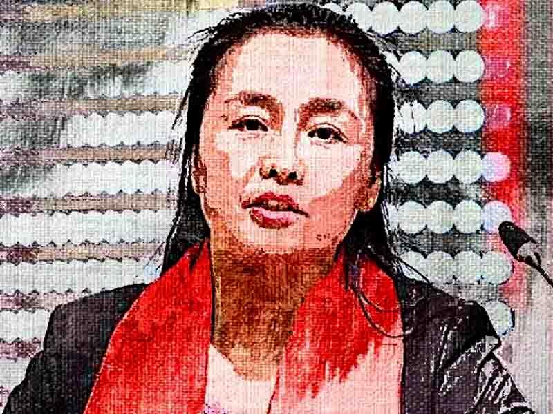 Топ-10 богатых китаянок Фан Хунвэй