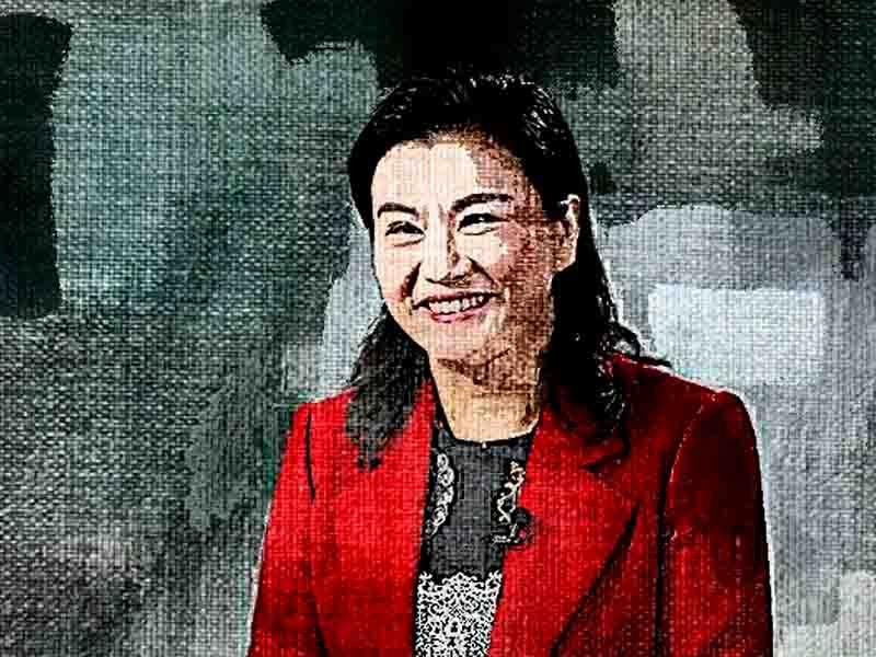 Топ-10 богатых китаянок Чжоу Куинфэй