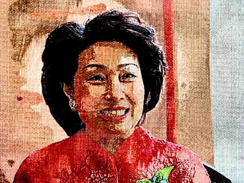 Топ-10 богатых китаянок Чжэн Сянлин