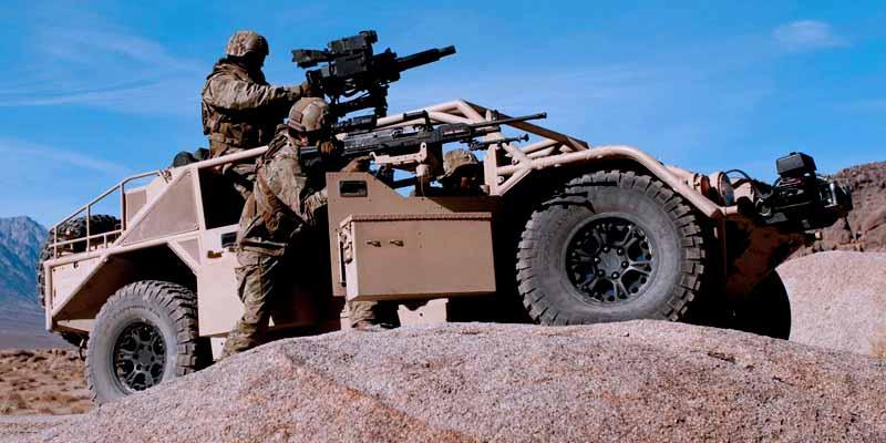 внедорожники американской армии