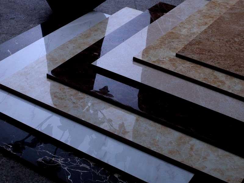 Керамическая плитка: виды