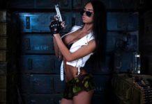 Револьверы для девушек