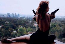 Револьверы для девушек от North American Arms. Часть 2