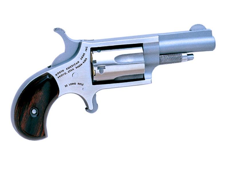 Револьверы для девушек от North American Arms - NAA-22LLR