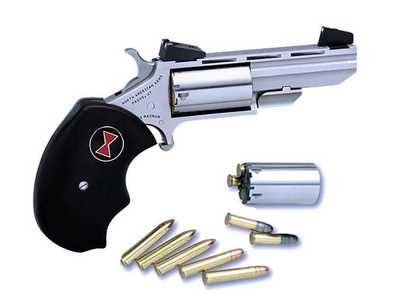 револьверы North American Arms NAA-BWCA