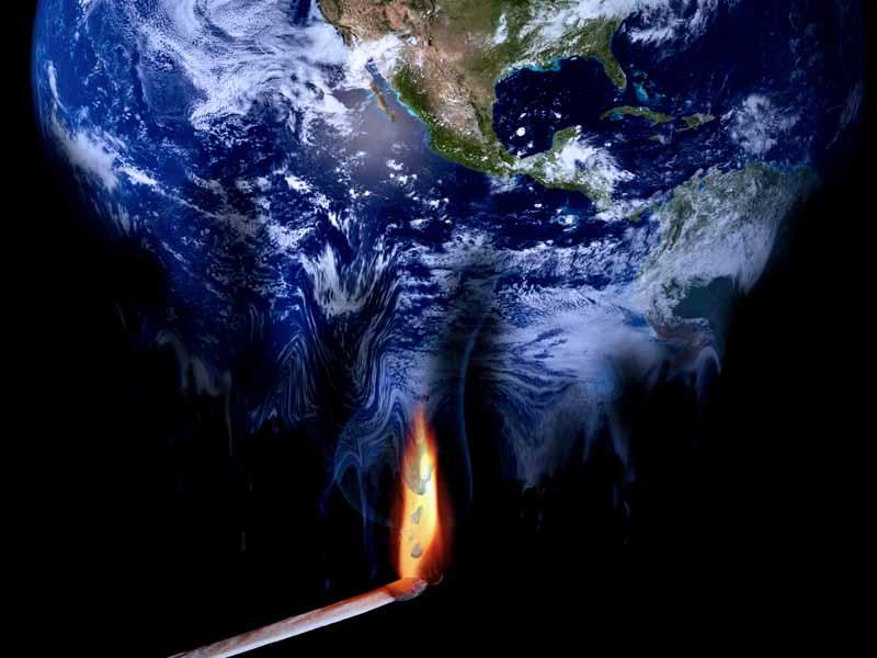 Глобальное потепление и вирусы