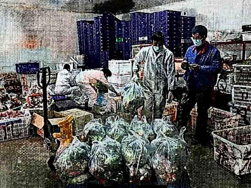 Уханьский рынок: потребление диких животных