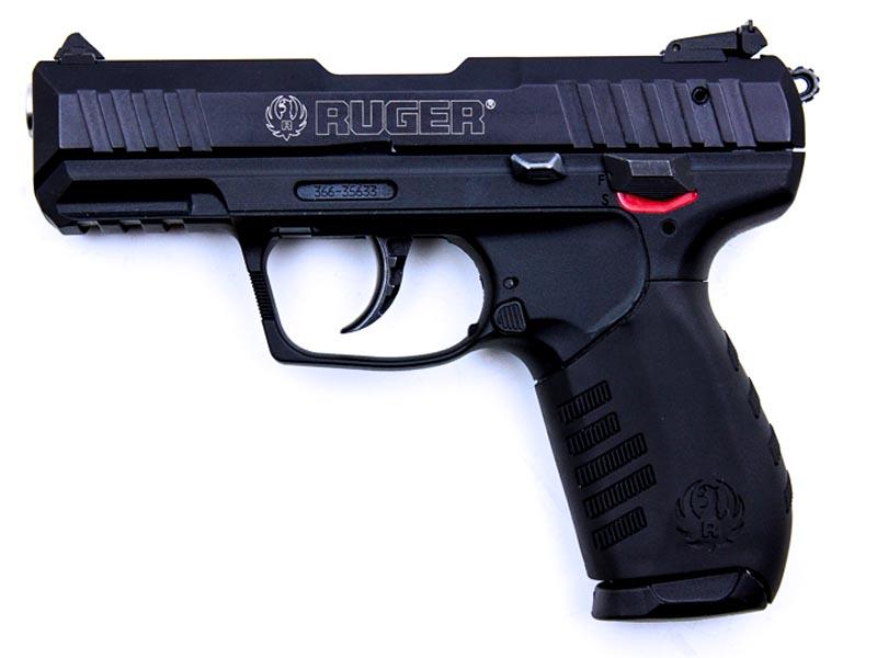 Огнестрельное оружие для девушек - Пистолет Ruger SR22