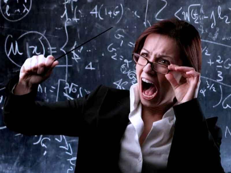 Психологическое давление в школе