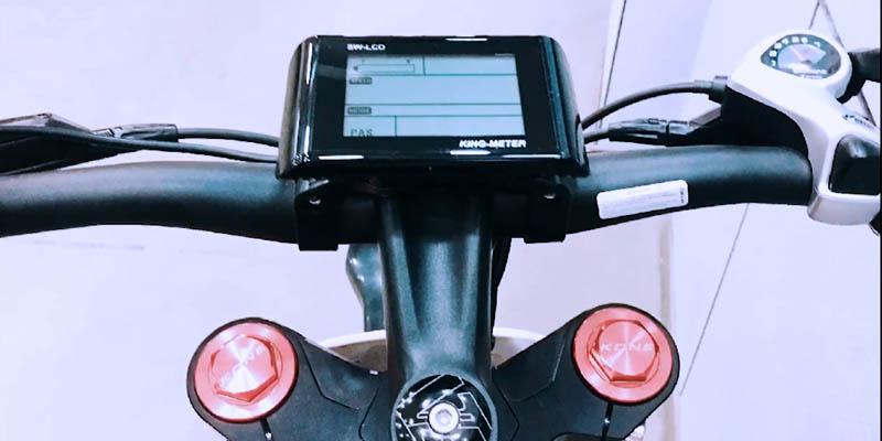 Электровелосипед: бортовой компьютер