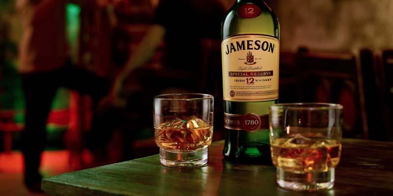 Виски Jameson - 12Y.O