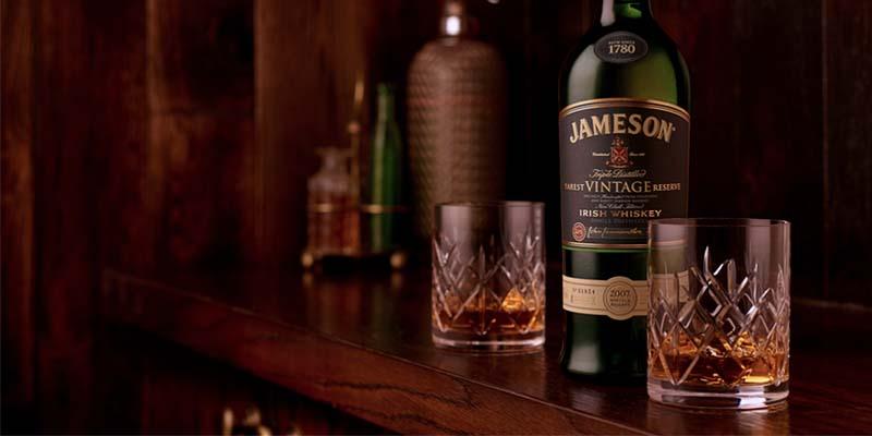Виски Jameson - Rarest Vintage Reserve 46%