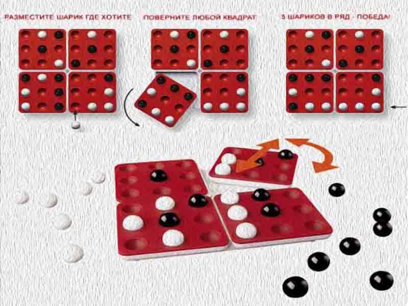 Настольные игры в Китае: рэндзю