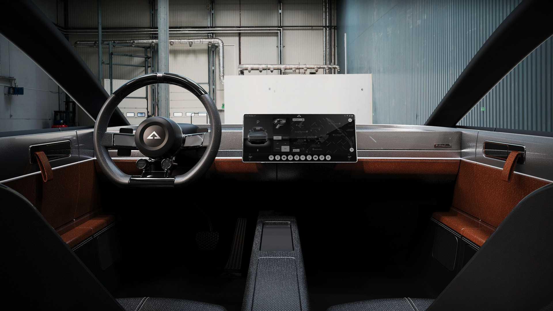 Лучшие новости о новом электрокаре в стиле Alfa Romeo
