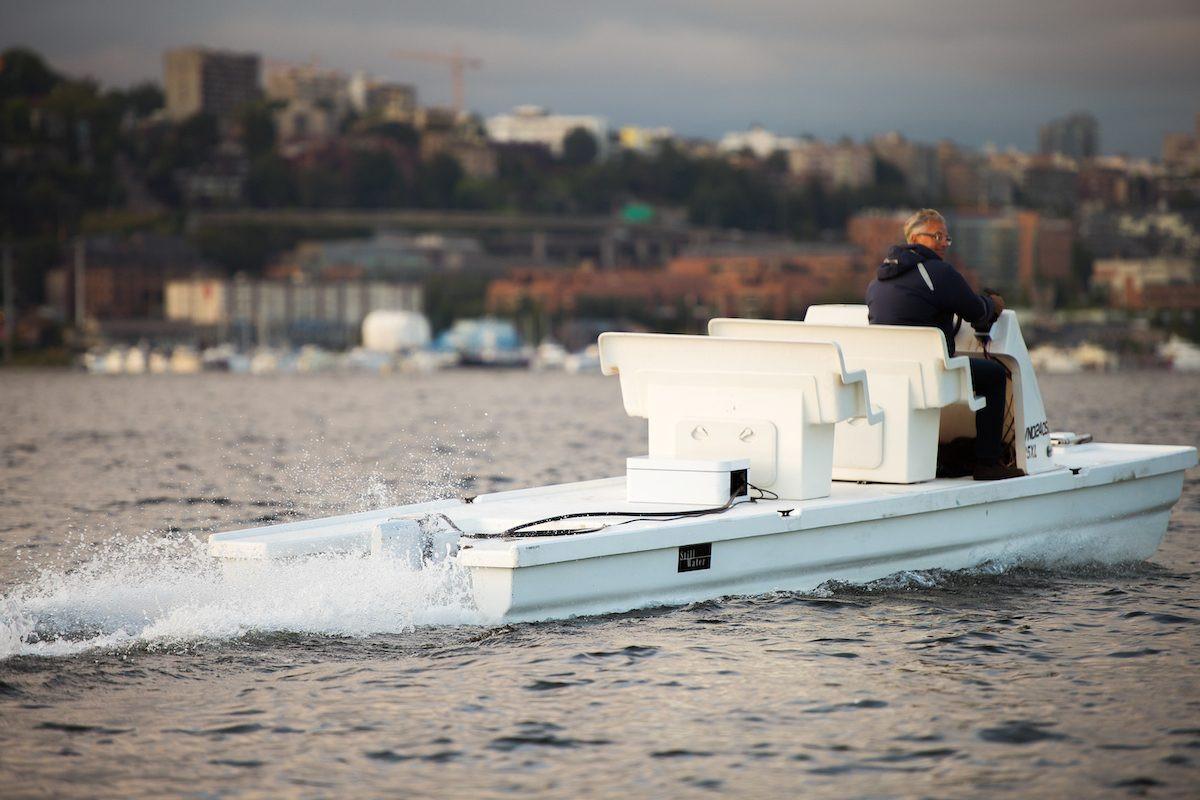 Лучшие новости о наборах для электрических лодок от компании Pure Watercraft