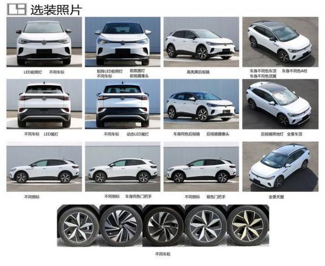 Лучшие новости о первых фото электрокроссовера VW ID.4