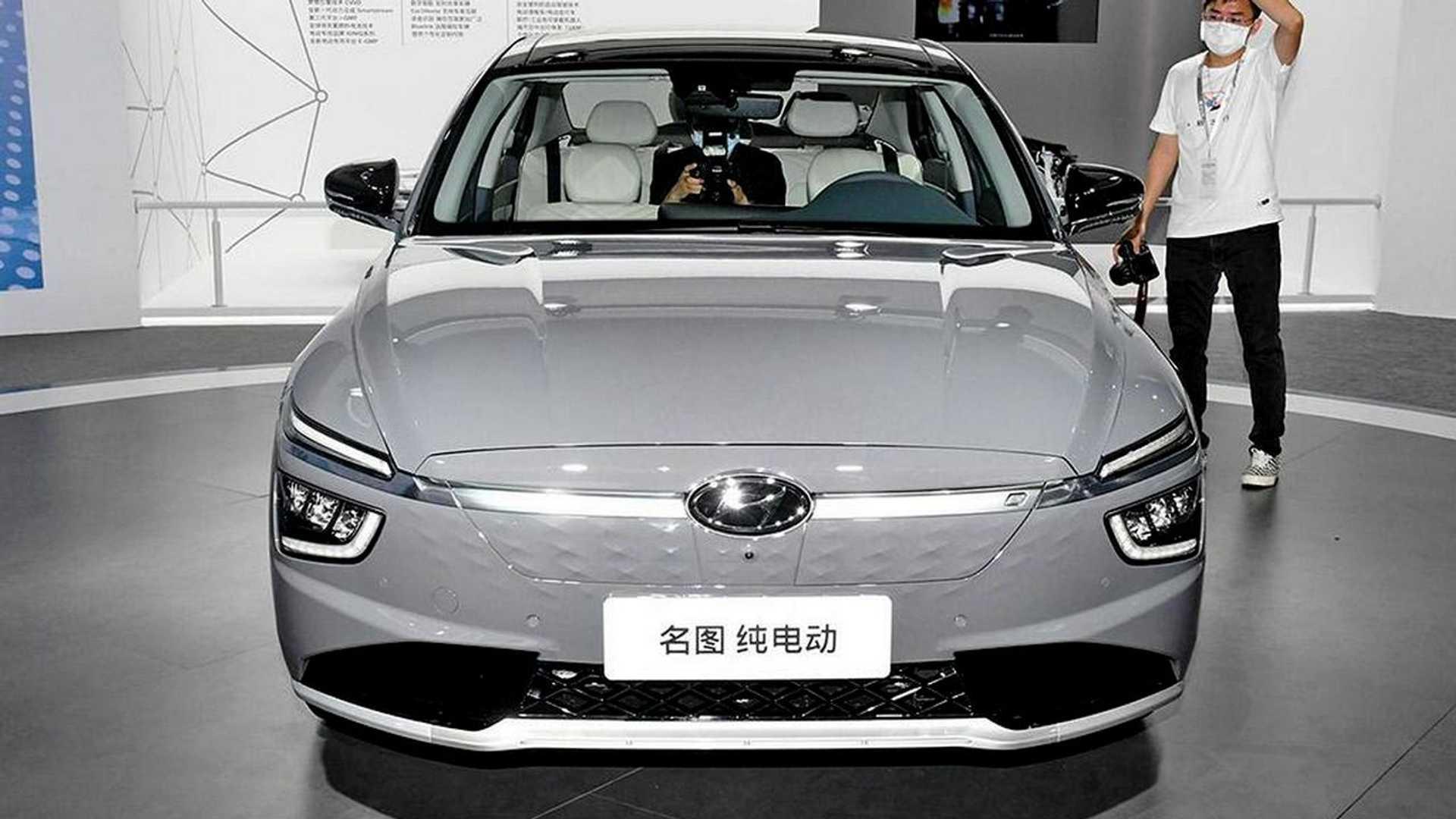 Лучшие новости о новом электрокаре от Hyundai