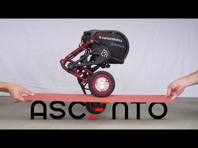 Лучшие новости о шагающем роботе Ascento