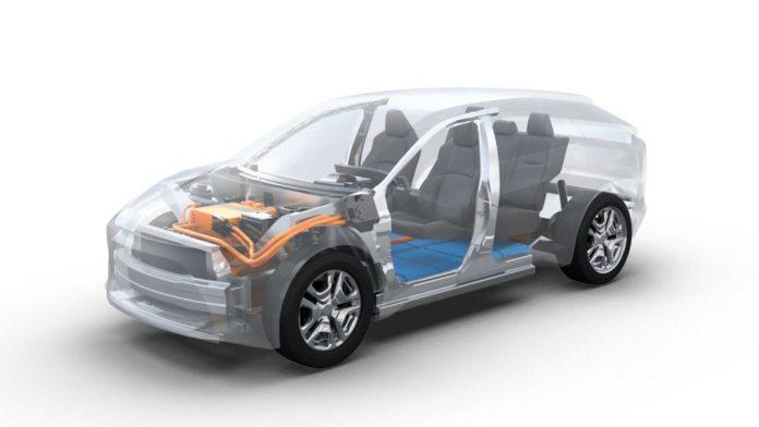 Лучшие новости о представлении электромобильной архитектуры компании Toyota.