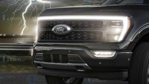 Лучшие новости об электрической версии Ford F-150.