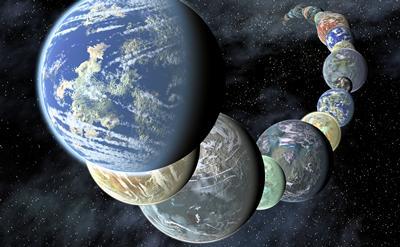 Ученые выяснили, что существование жизни на Земле – это невероятное стечение обстоятельств