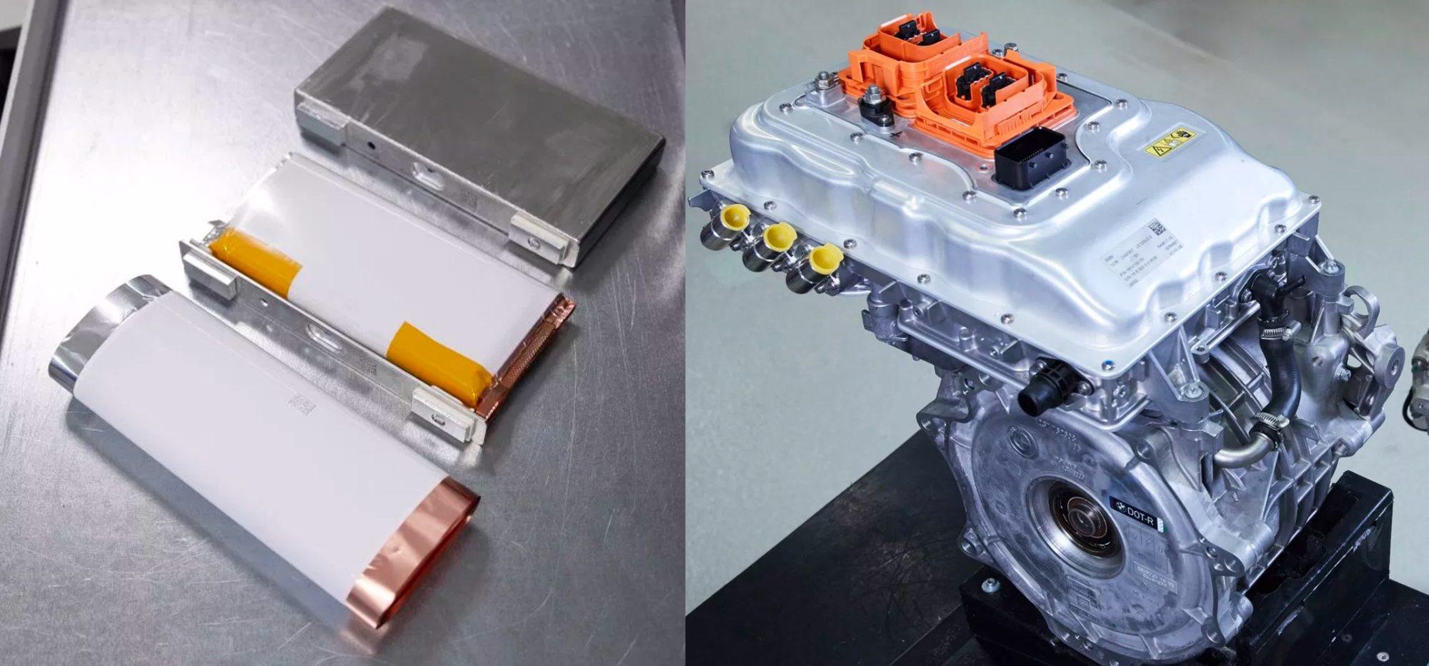 Лучшие новости об утечке фотографий серийной версии электрического кроссовера BMW iX3.
