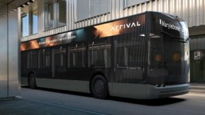 Лучшие новости о футуристическом электроавтобусе компании Arrival.